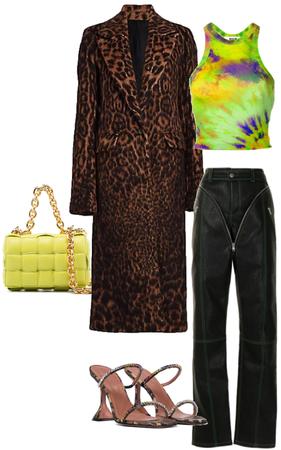 Bottega Veneta outfit 1