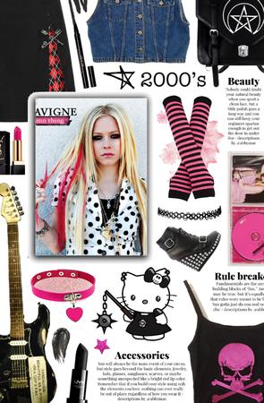 2000s: Avril Lavigne