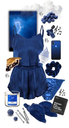 PJ Party in Dark Blue!