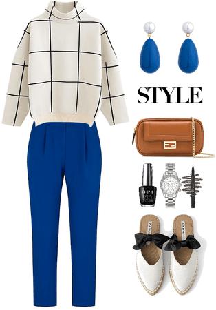 white bright blue