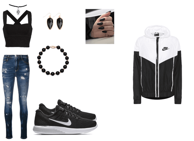 Black Nike Outfit