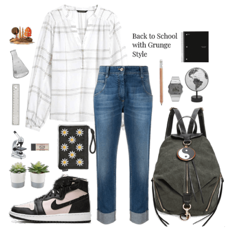 Back to School with Grunge Style