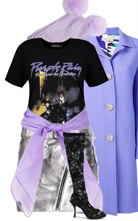 Lavender Lovely ✨ Pom Pom beanie