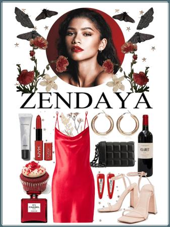 zendaya's day