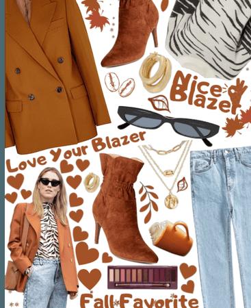 Love your blazer