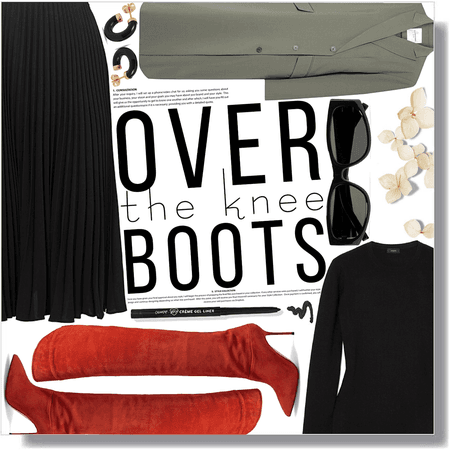 fall trend: over the knee boots