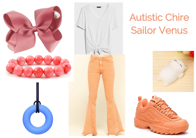 Autistic Chire Sailor Venus (DNI: CGL/LITTLESPACE)