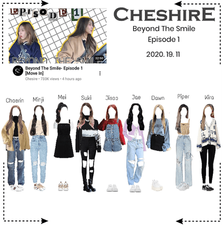 Cheshire (체셔) Beyond The Smile- episode 1