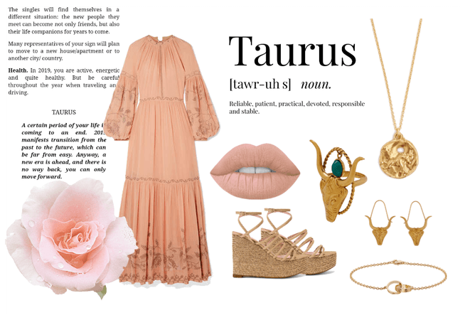 Taurus the Bull Outfit Challenge