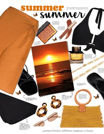 Summer Sunset 🌅
