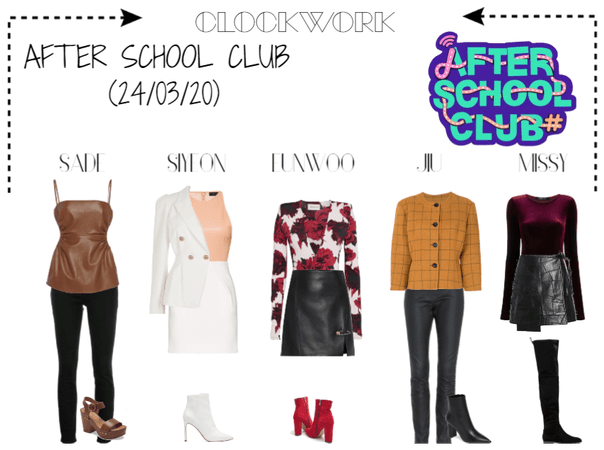 *CWK* AFTER SCHOOL CLUB