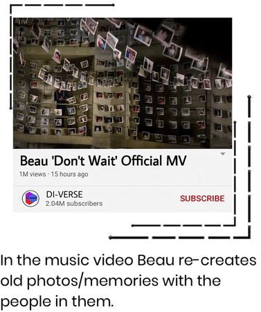 "Beau ""Don't Wait"" Official M/V"