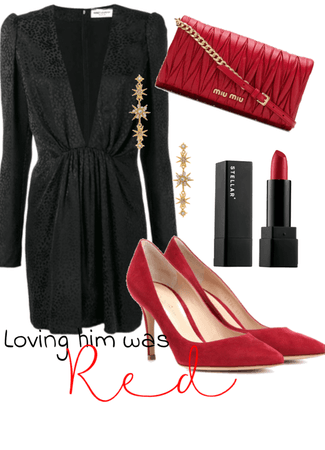 Red (date night)