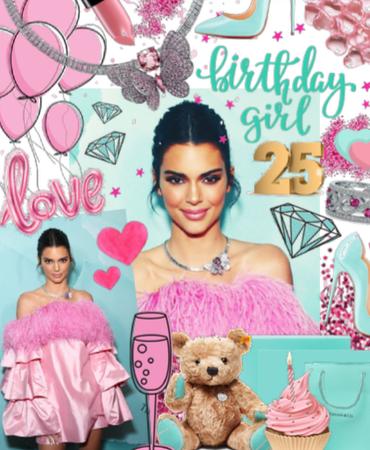 Happy Birthday Kendal Jenner