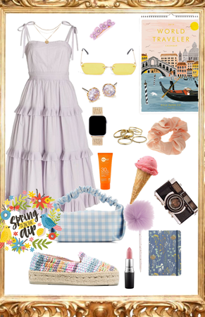 spring day outfit