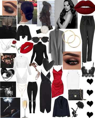 Aphrodite 2 mood board