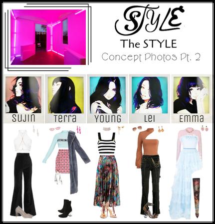 The STYLE Concept Photos Pt. 2