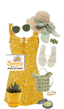 Summer Sun Palette!