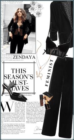 Zendaya 🖤