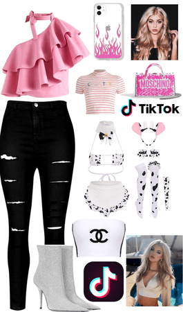 Loren Gray inspired outfit