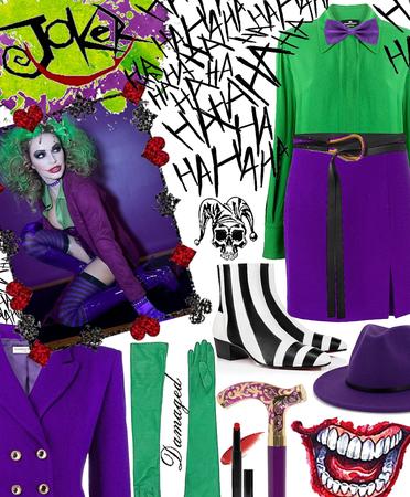 The Joker 🤡