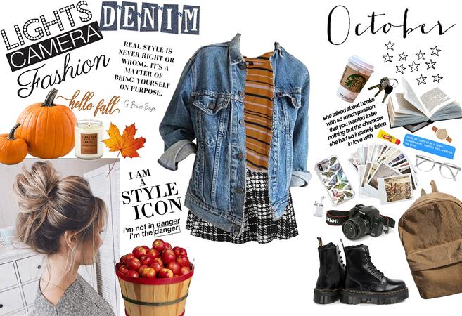 October Denim