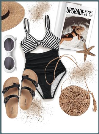 Chic beach