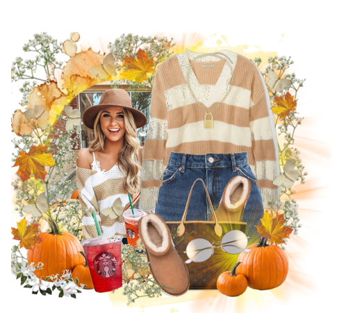Pumpkin patch in style