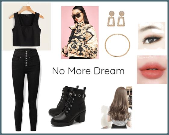 No More Dream BTS inspired