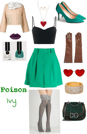 Poison Ivy Casual