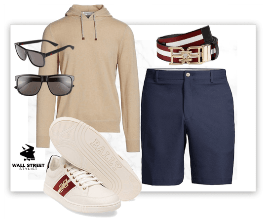 Men's Summer Casual Style