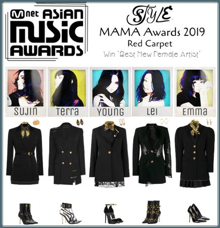 Mnet Asian Music Awards 2019 (Red Carpet)