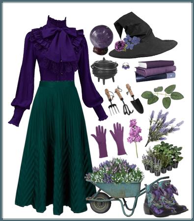 Garden Witch Stina