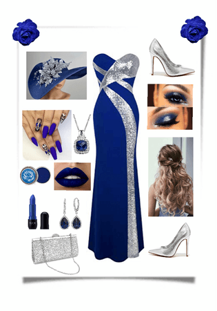 Blue Extravagance💙🦋🧩🔷