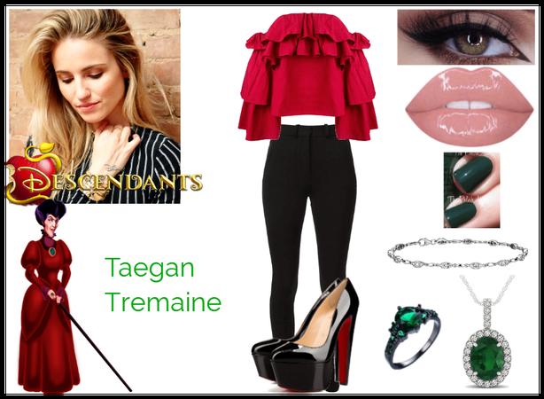 Taegan Tremaine - Auradon