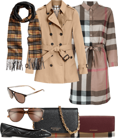 burberry day...