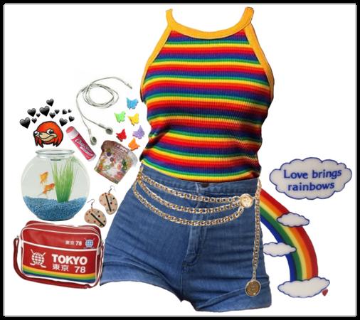 """""""Taste the Rainbow"""""""