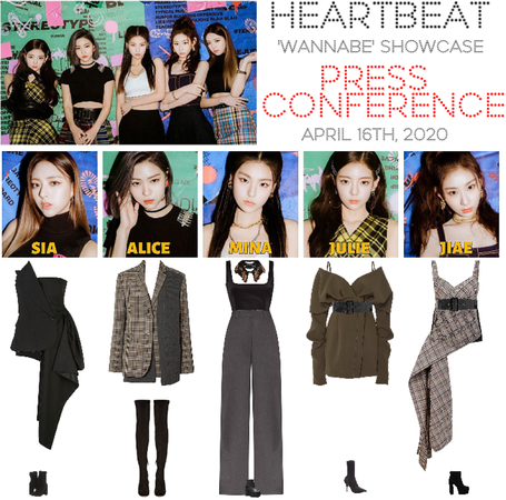 [HEARTBEAT] WANNABE JAPAN SHOWCASE | PRESS CONFERENCE