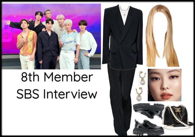 8th Member of BTS SBS Interview