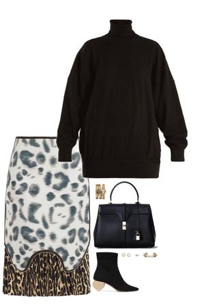 léopard parisien