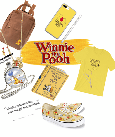 Winnie the Pooh 💛❤️