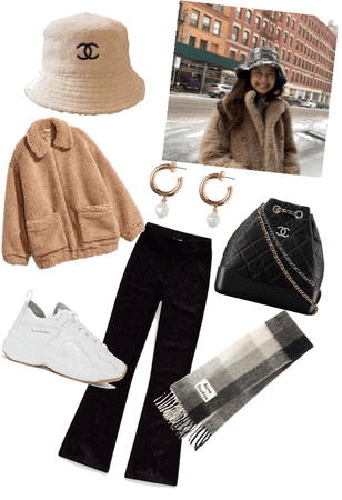 Jennie inspired outfit