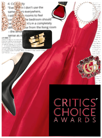 Critic choice awards 2