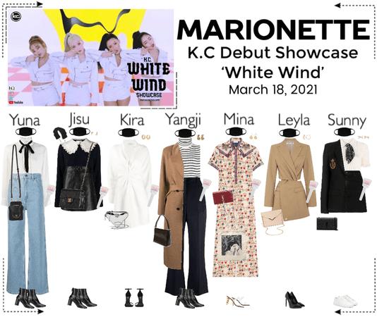 마리오네트 (MARIONETTE) - Attending K.C 'White Wind' Debut Showcase