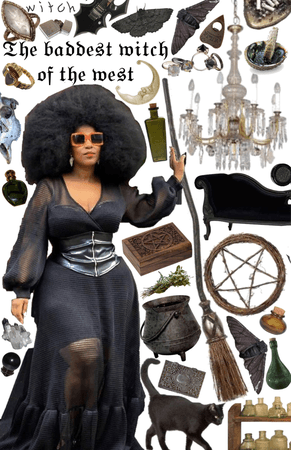 Baddest Witch of the West
