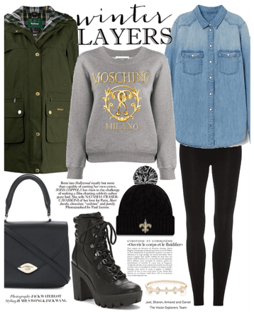 Layering This Winter