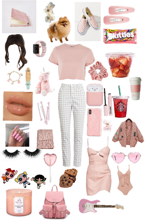 soft girl outfit