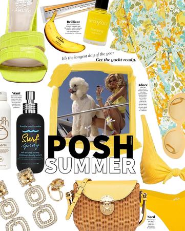 posh summer