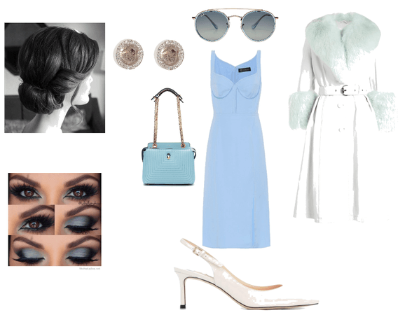 """The """"new"""" vintage: Inspired by Audrey Hepburn!"""