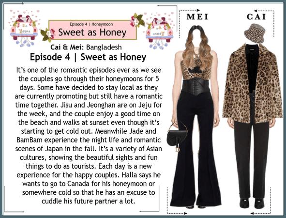 5ROSES [Mei] 'WGM' Ep4 'Sweet as Honey' Honeymoon